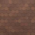 Антик коричневый с отливом