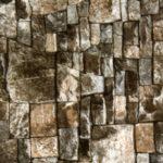 белый камень продольный (глянцевый)