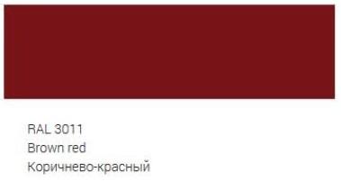 коричнево-красный